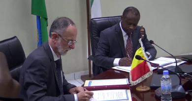 U Rwanda rwakiriye impano ya miriyoni £120 z'Ubwami bw'Ababiligi