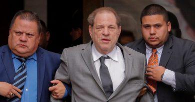 Harvey Weinstein ukunzwe  mu gutunganya filimi muri Hollywood yahamwe n'ibyaha byo gufata ku ngufu