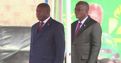 Perezida w'u Burundi yasuye Tanzaniya