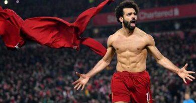Mohamed Salah yanduye covid-19