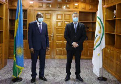 Rwanda-France: Ubufatanye mu by'ubukungu bizongera ishoramari ry'Abafaransa mu Rwanda